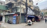 Nhiều 'chợ cóc' ở Hà Nội dừng hoạt động vì covid-19
