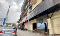 Quán cà phê đóng cửa chuyển phục vụ online trên phố Phạm Ngọc Thạch (Hà Nội)