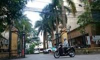 Nhà công vụ Hoàng Cầu (Đống Đa, Hà Nội).