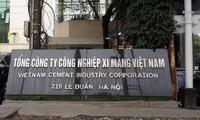 Bùi Hồng Minh, Chủ tịch HĐTV Tổng Cty Xi măng Việt Nam (VICEM) được minh oan sau kết luận của Bộ Xây dựng.