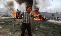 Hiện trường vụ đánh bom khiến hơn 400 người thương vong