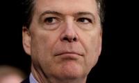 Cựu Giám đốc FBI James Comey. Ảnh: Reuters