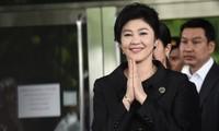 Cựu Thủ tướng Thái Lan Yingluck Sinawatra. Ảnh: Getty Images