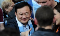 Cựu Thủ tướng Thái Lan Thaksin Shinawatra. Ảnh: Getty Images
