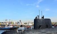 Tàu ngầm ARA San Juan. Ảnh: AFP