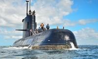 Tàu ngầm ARA San Juan. Ảnh: Hải quân Argentina