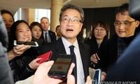 Ông Joseph Yun – đại diện đặc biệt của Mỹ về chính sách Triều Tiên. Ảnh: Yonhap