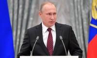 Tổng thống Nga Vladimir Putin. Ảnh: Điện Kremlin