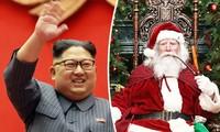 Vén màn bí ẩn về cách người Triều Tiên mừng lễ Giáng sinh