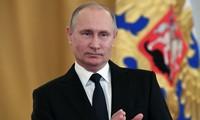 Tổng thống Nga Vladimir Putin. Ảnh: Getty