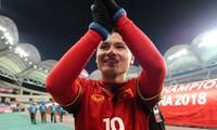 Nguyễn Quang Hải. Ảnh: AFC