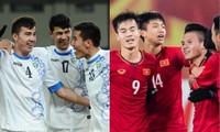 Tiết lộ 10 điều ít biết về U23 Việt Nam và U23 Uzbekistan