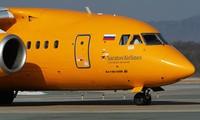 Chiếc máy bay loại An-148. Ảnh: Sputnik