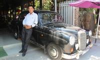 Ông Huỳnh Mỹ Thoại và chiếc Ponton 190 rất hiếm ở Việt Nam và thế giới