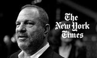 Loạt bài điều tra về Harvey Weinstein giúp New York Times và New Yorker giành giải báo chí phục vụ cộng đồng. Ảnh: New York Times