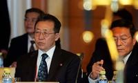 Thứ trưởng Ngoại giao Triều Tiên Kim Kye-gwan. Ảnh: Getty