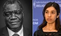 Nạn nhân tình dục của IS giành giải Nobel Hoà bình