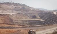 Một khu mỏ ở Congo. Ảnh: Bloomberg