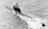 Tàu Komsomolets K-278. Ảnh: Sputnik