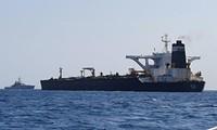 Siêu tàu dầu Grace 1. Ảnh: Reuters