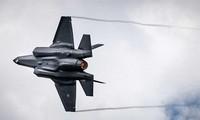 Máy bay chiến đấu F-35. Ảnh: EPA