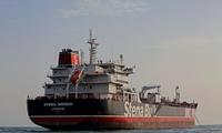Tàu chở dầu Stena Impero. Ảnh: Reuters