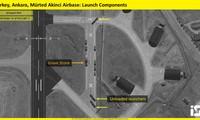 Một trong 3 bức ảnh vệ tinh được công bố bởi ImageSat. Ảnh: Twitter