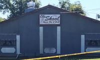 Quán bar nơi xảy ra vụ xả súng. Ảnh: WLTX
