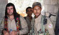 Lực lượng người Kurd. Ảnh: Reuters