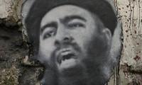 Chân dung thủ lĩnh IS al-Baghdadi. Ảnh: Sputnik