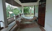 Một trường học ở tỉnh Nan (Thái Lan) hư hại nhẹ sau trận động đất ở Lào. Ảnh: Twitter
