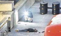 Nghi phạm bị bắn hạ tại hiện trường. Ảnh: The Times