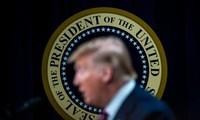 Tổng thống Trump ở Nhà trắng hôm 12/12. Ảnh: Washington Post