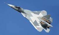 Máy bay Su-57. Ảnh: topwar.ru