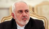 Bộ trưởng Ngoại giao Iran Mohammad Javad Zarif. Ảnh: Tass