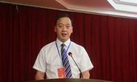 Bác sĩ Liu Zhiming. Ảnh: Weibo