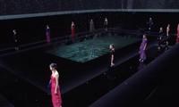 Người mẫu diễn không khán giả, show bị hủy giữa đại dịch Covid-19