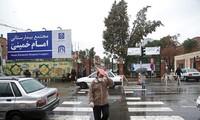 Bệnh viện Imam Khomeini ở thủ đô Tehran. Ảnh: Reuters