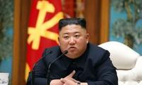 Ông Kim Jong-un. Ảnh: KCNA
