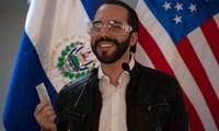 Tổng thống El Salvador Nayib Bukele. Ảnh: CNN