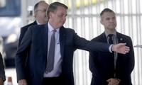 Tổng thống Brazil Jair Bolsonaro. Ảnh: Tân Hoa Xã