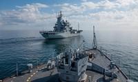 Lần đầu tiên trong nửa thập kỉ, NATO tập trận hoàn toàn trên biển để ngăn COVID-19