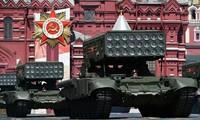 Nga khoe loạt khí tài uy lực trong lễ duyệt binh Ngày Chiến thắng