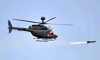 Rơi trực thăng quân sự ở Đài Loan, 2 phi công thiệt mạng