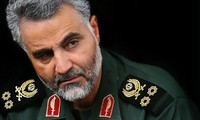 Tướng Qasem Soleimani. Ảnh: Sputnik