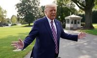 Tổng thống Mỹ Trump. Ảnh: Reuters