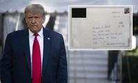 Ảnh lớn: Tổng thống Donald Trump. Nguồn: Getty