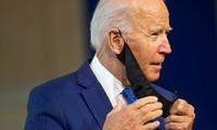 Ông Joe Biden xuất hiện tại buổi vận động tranh cử ở Philadelphia. Ảnh: Reuters