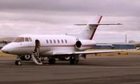Máy bay Hawker 800. Ảnh: Jetset