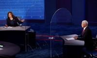 Hai ứng viên Mike Pence và Kamala Harris. Ảnh: Reuters